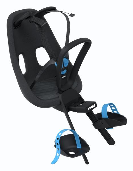 Thule Yepp Nexxt Mini Barnestol Sort/sort | Bike seat