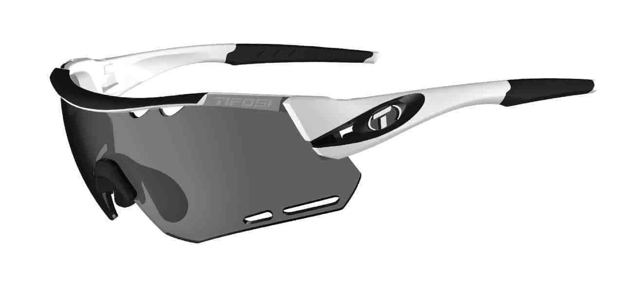 Tifosi Alliant Cykelbriller Sort/Hvid | Glasses