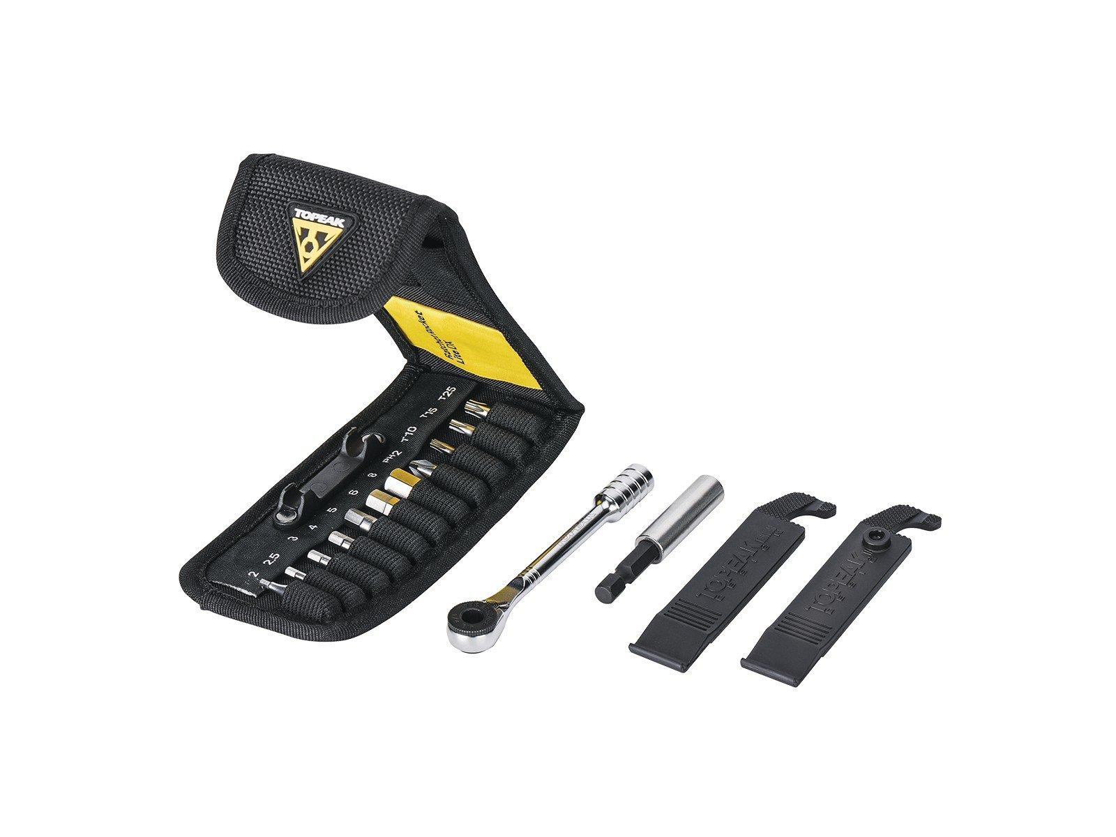 Topeak Mini Ratchet Rocket Lite DX multiværktøj med holder   multi_tools_component