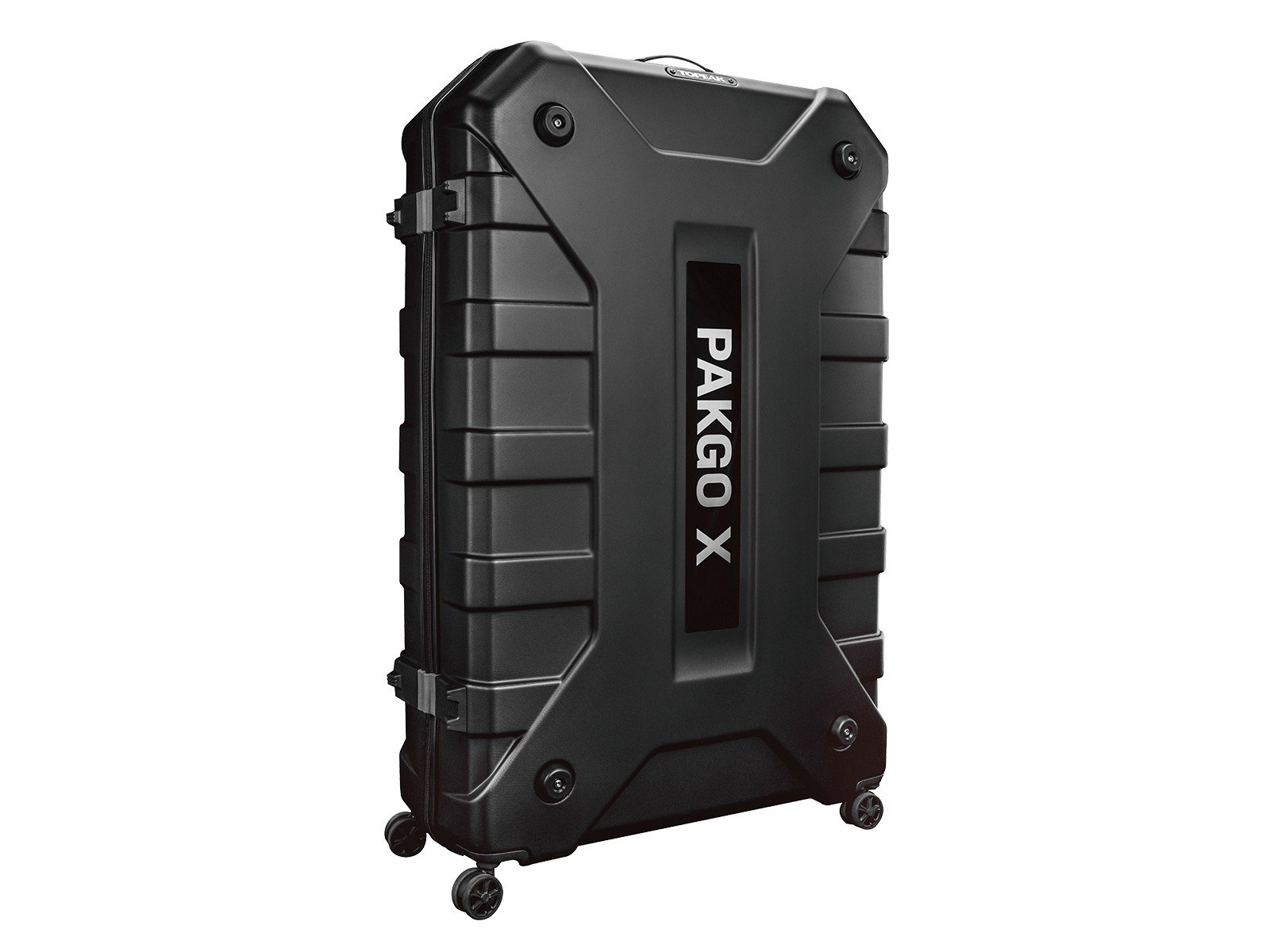 Topeak Pakgo X hardcase cykelkuffert til racercykler - 4.999,00 | Bike bags