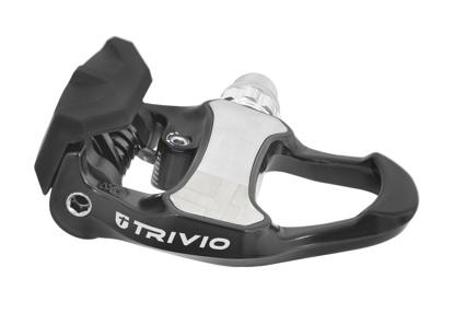 Trivio carbon look keo pedalsæt sort | Pedaler