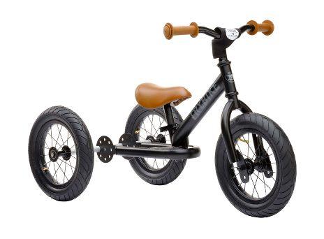 Trybike Balance / Løbecykel 3 Hjul Sort | item_misc