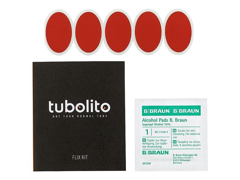 Tubolito Flit Kit Lappesæt | Lappegrej og dækjern