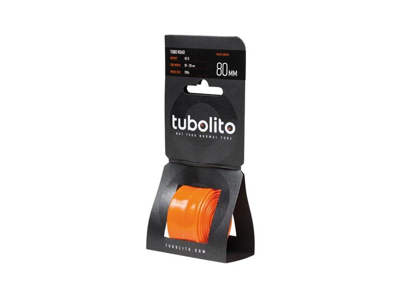 Tubolito Letvægts Racer Slange 700x18-28C 80mm 40 Gram | Slanger