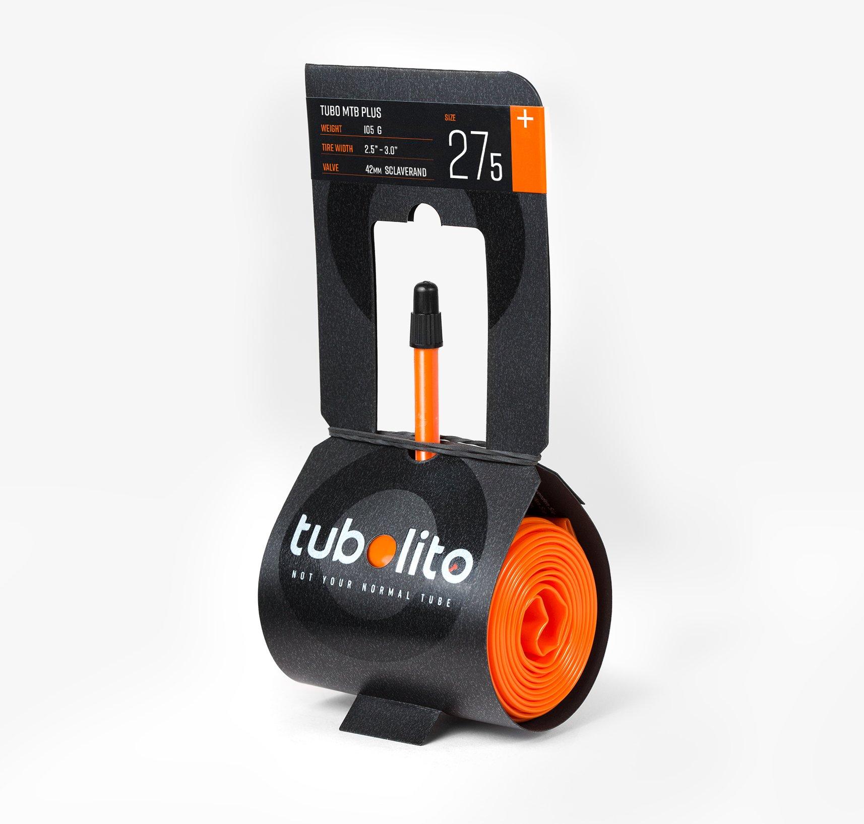 Tubolito Tubo Plus Letvægts Racer Slange 27.5