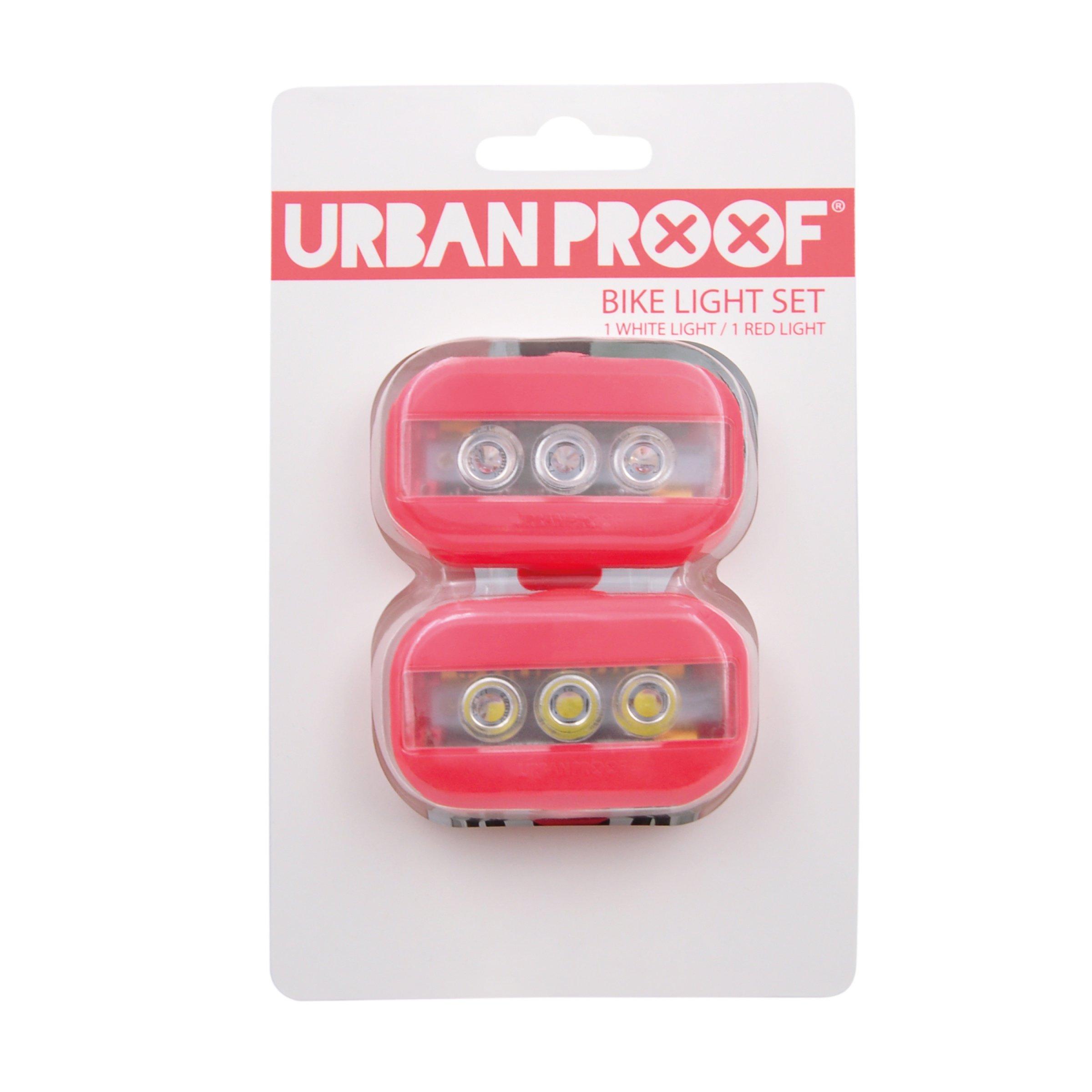 Urban Proof Clip Light Lobster Red