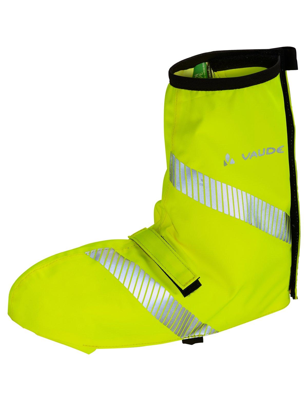 Vaude Luminum Bike Gaitor skoovertræk gul   Shoe Covers