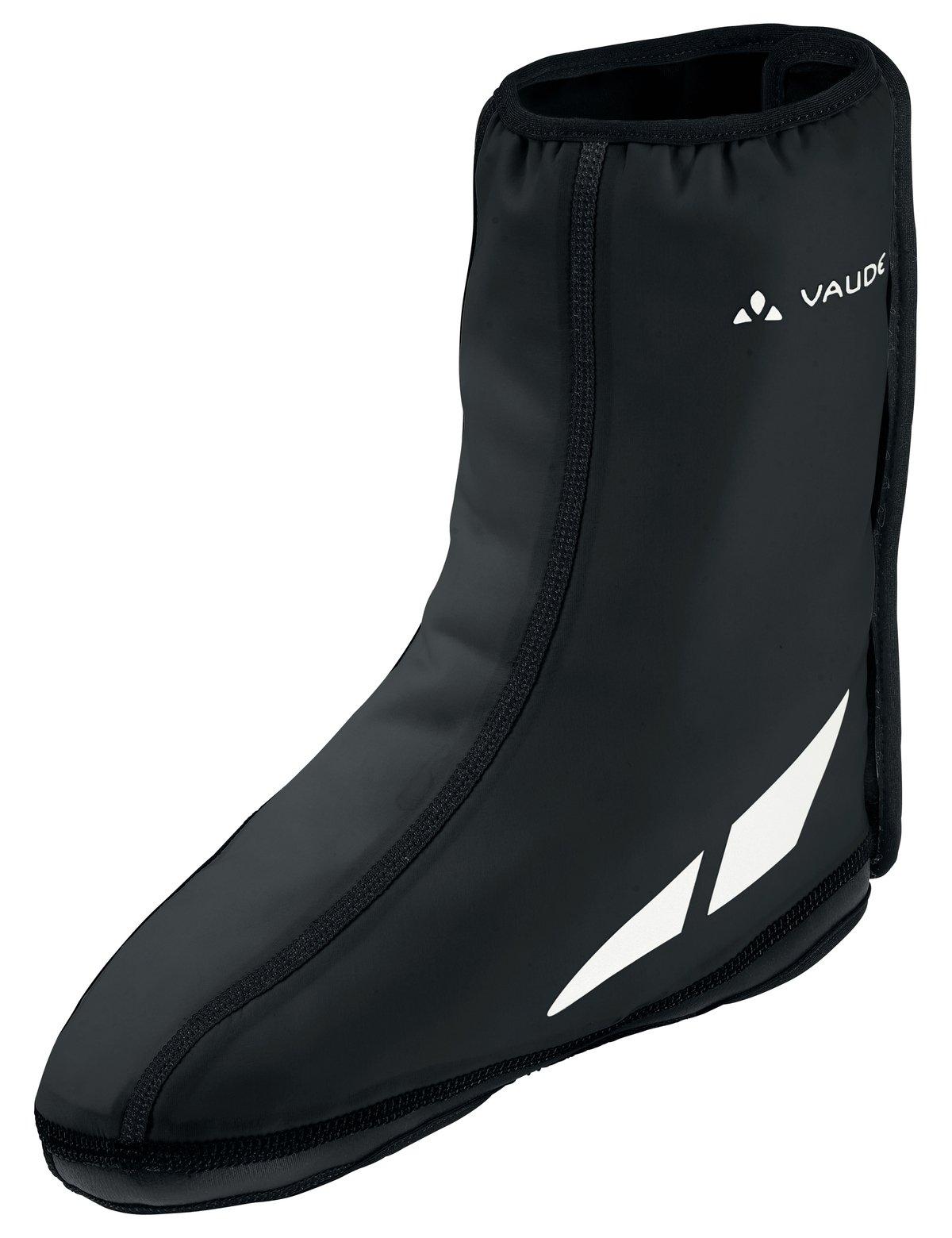 Vaude Wet Light III skoovertræk sort | shoecovers_clothes