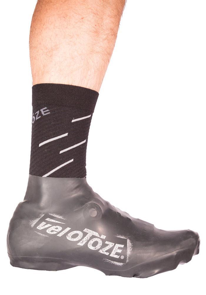 Velotoze Short MTB skoovertræk sort | Skoovertræk