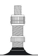 Slange 12 1/2 x 2 1/4 DV | Slanger