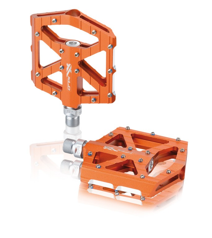 XLC Freeride pedaler orange | Pedaler
