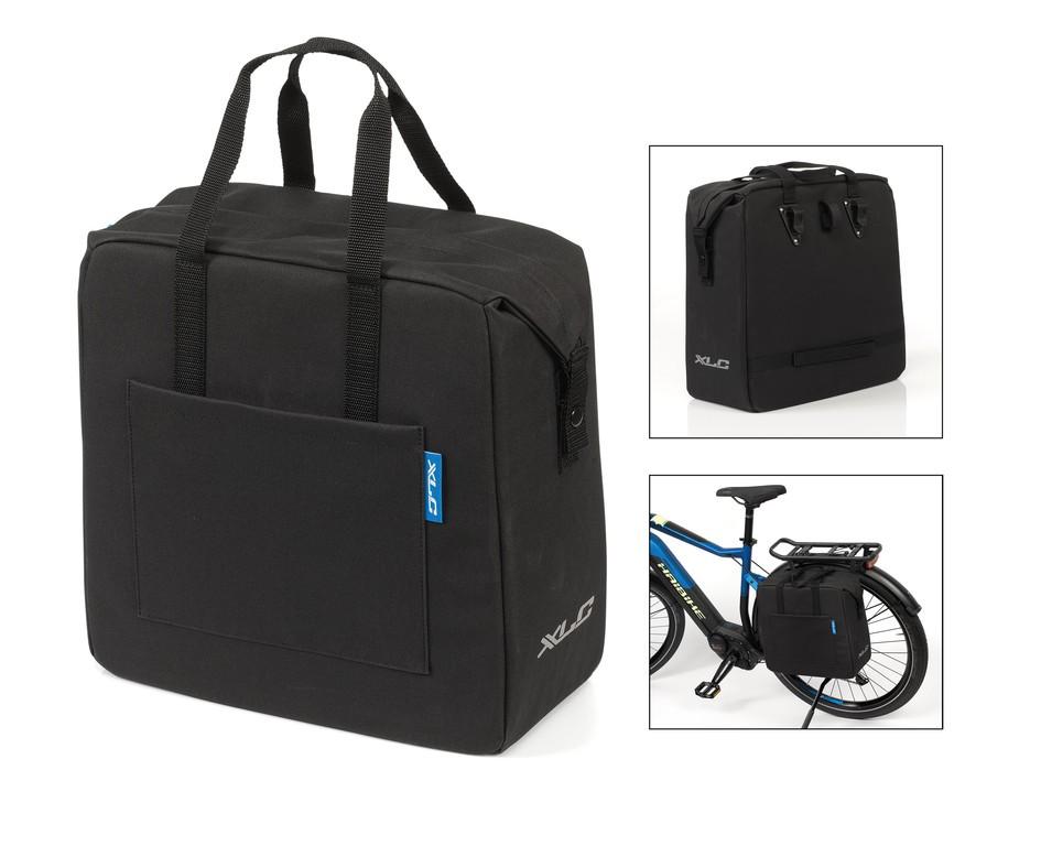XLC Shopping Bagagebærer Tasker BA-S89 - 279,00 | Rear rack