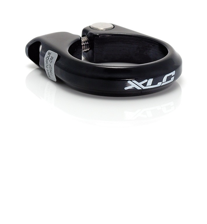 XLC sadelrørsklampe PC-B01 Sort 28,6mm | Seat Clamp