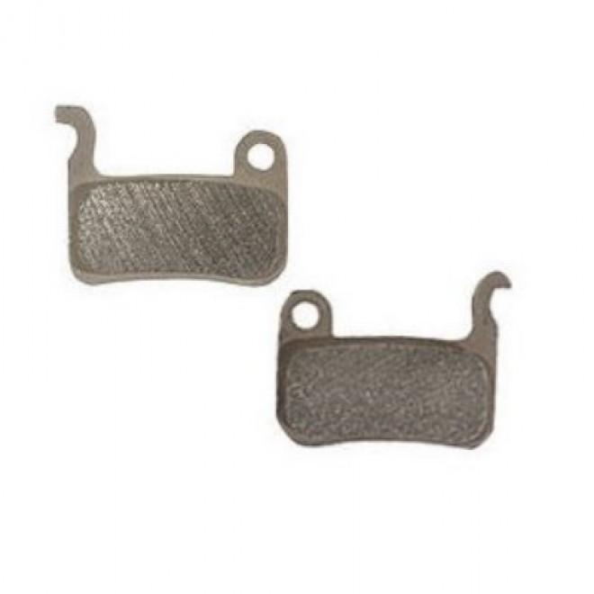 Bremseklods XTR/XT/SLX Disk i sæt | Bremseskiver og -klodser