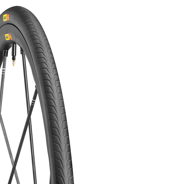 Mavic Yksium Pro Griplink dæk til forhjul 700x25c | Dæk