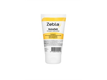 Zebla Buksefedt 150 ml | Personlig pleje