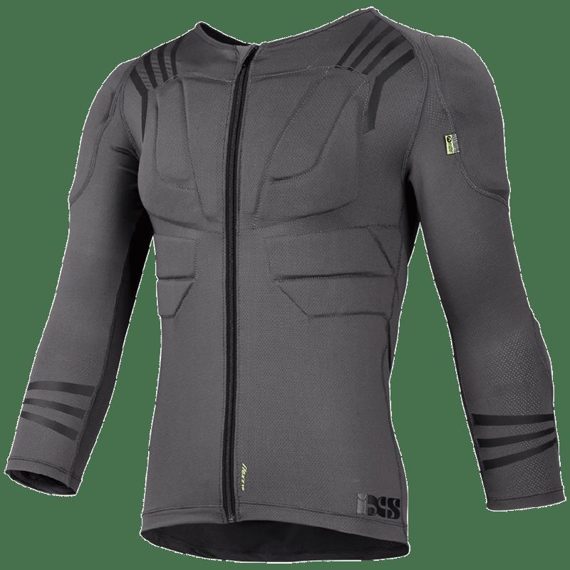 IXS Trigger Body armor jersey grå | Beskyttelse