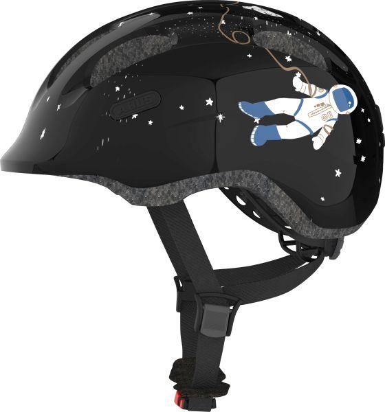 Abus Smiley 2.0 black space cykelhjelm | Helmets