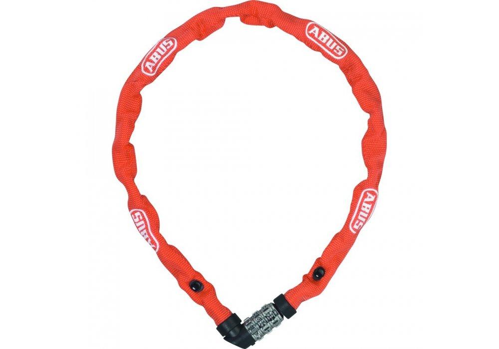 Abus kædelås med kode web 1200 60 cm orange | Combo Lock