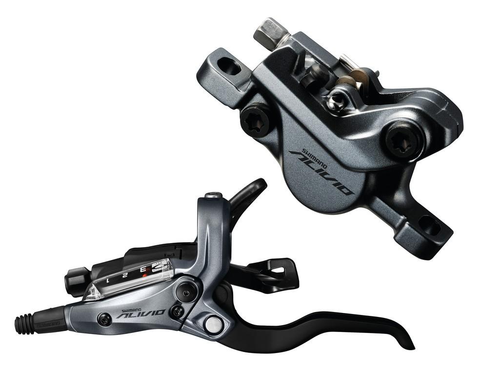 Shimano Alivio M 4050 skivebremse- og skiftegrebssæt For | Gear levers