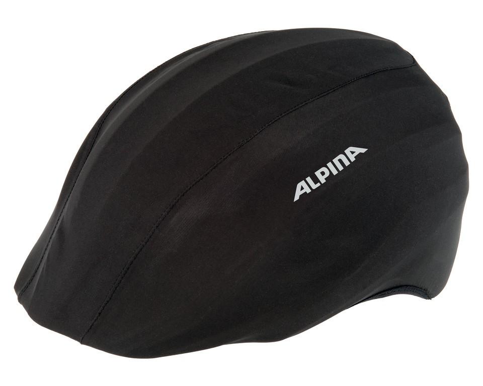 Alpina Regnovertræk til cykelhjelm | Hjelme > Tilbehør