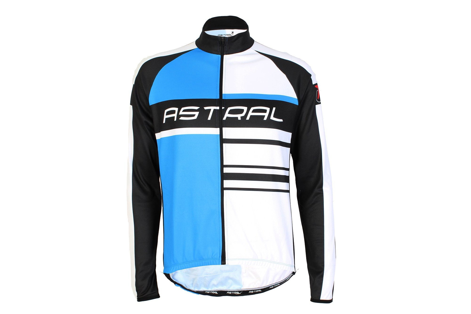 astral - langærmet cykeltrøje