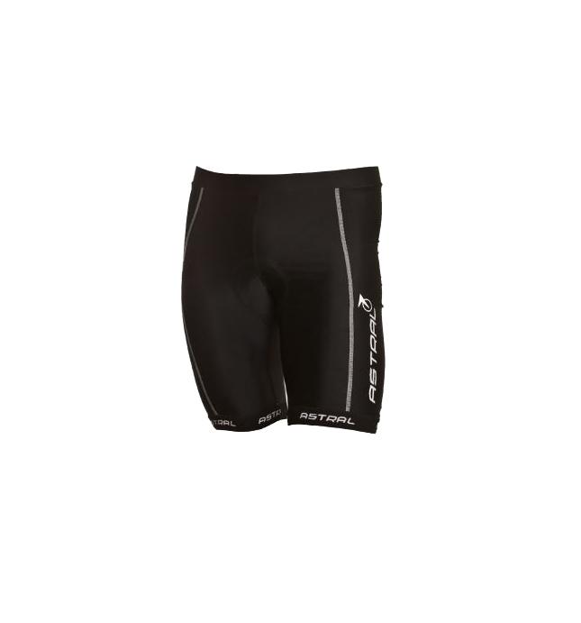 Astral shorts med pude uden seler | Bukser