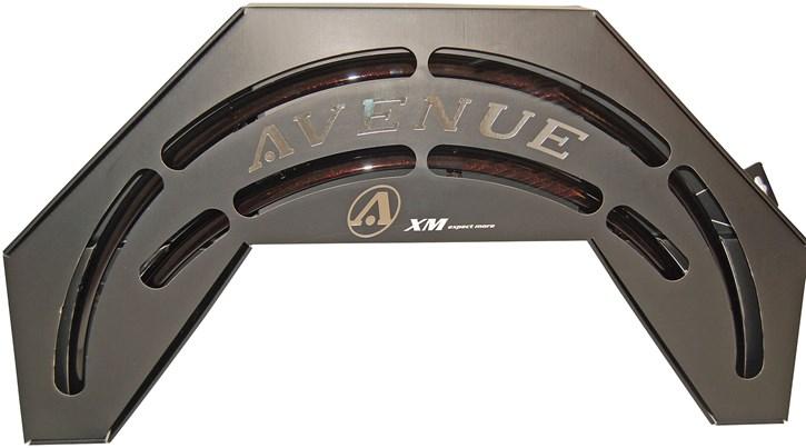 Avenue skærmsæt Sort (WampireBlack) 35 mm | Mudguards Set