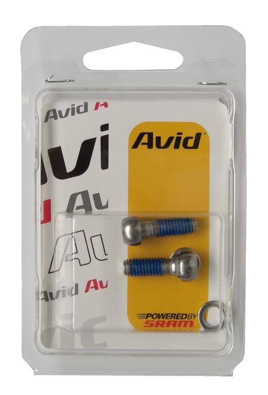 Avid skruer til skivebremse adapter | Bremseskiver og -klodser