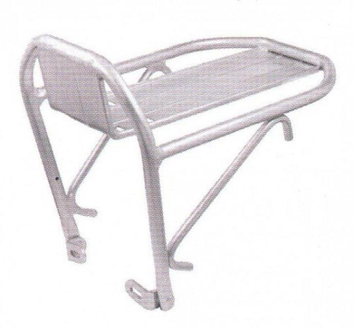 Front bagagebærer til v-bremse sølv - 99,00 | Rear rack