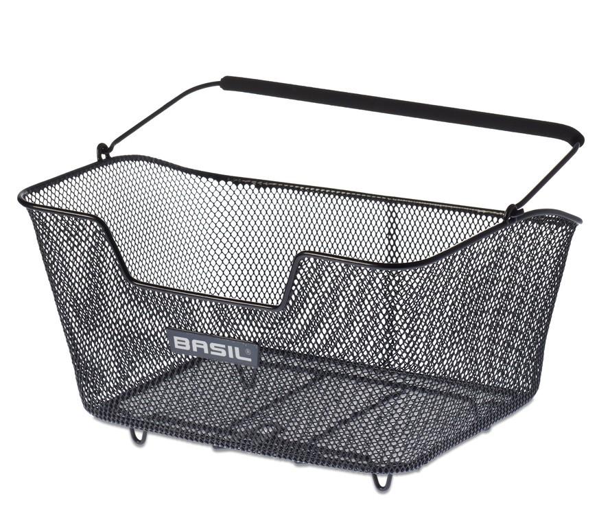 Basil Base Medium Cykelkurv til bagagebærer | item_misc