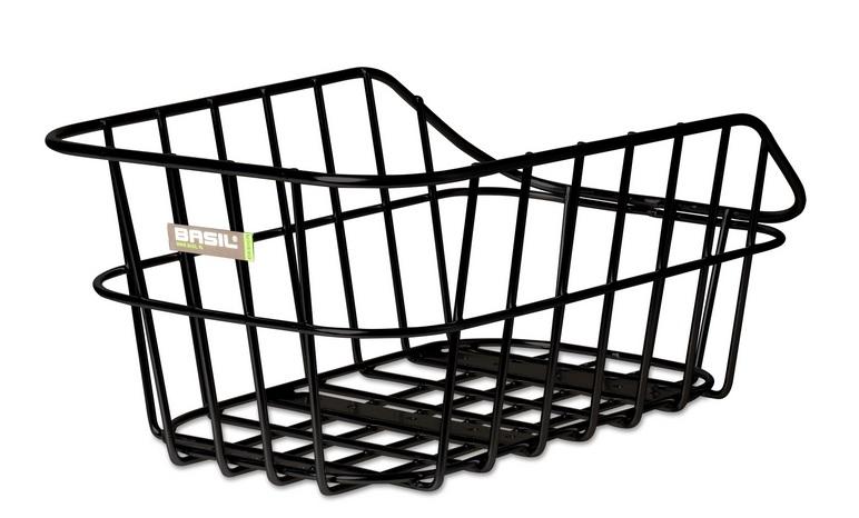 Basil bagkurv Cento alu 40x24x21 2. sortering | Bike baskets