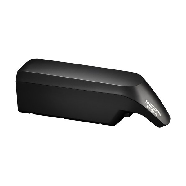 Shimano STEPS batteri til skrårør | Batterier og opladere
