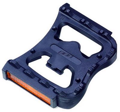 BBB FeetRest pedal adapter til SPD | Pedaler