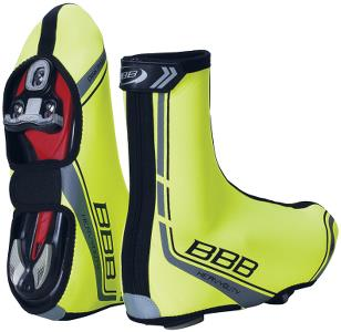 BBB Skovertræk i 3 mm neopren Fluo   Shoe Covers