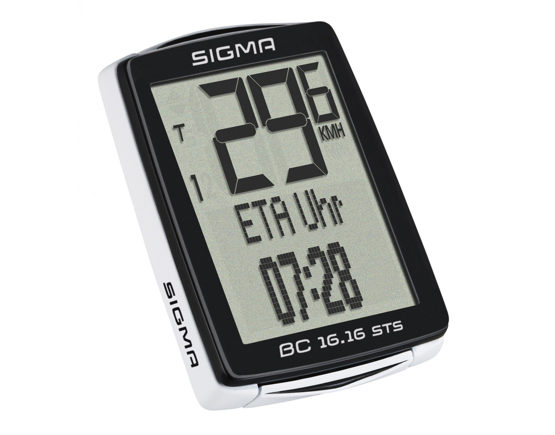 Sigma Sport BC 16.16 STS CAD | Cykelcomputere