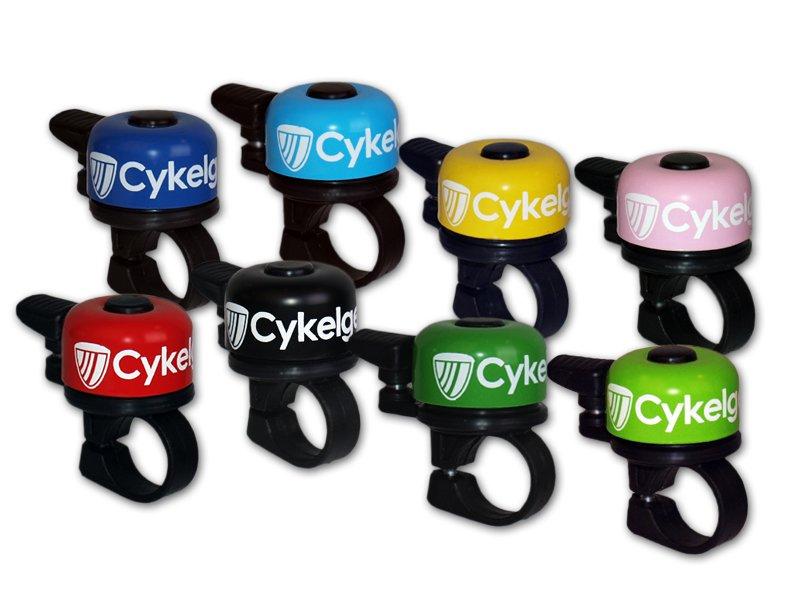 Cykelgear.dk Farverige Ringeklokker | Bells
