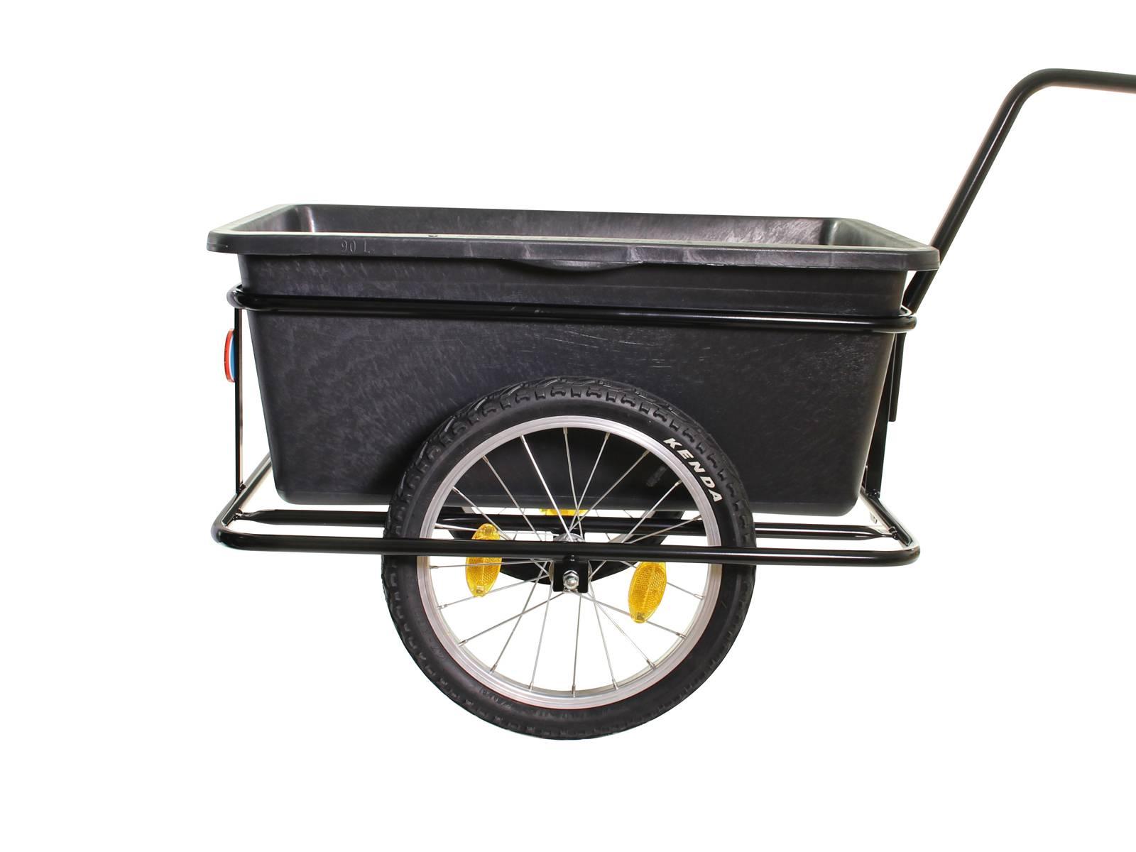 Roland Big Boy Cykeltrailer High bar 16   bike_trailers_component