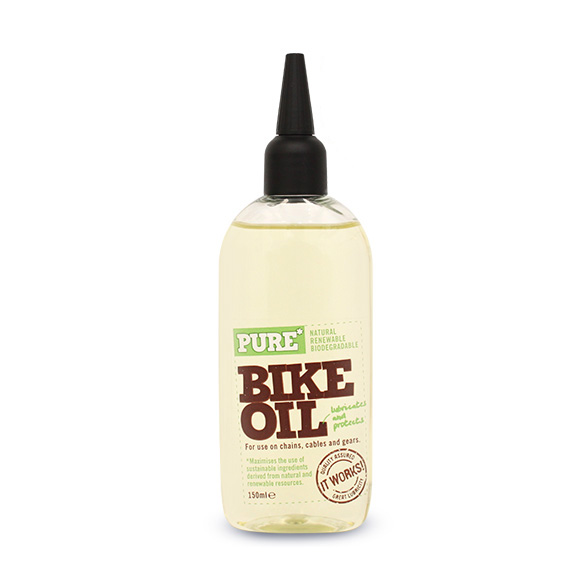 Pure Bike Oil 150ml 100 % biologisk nedbrydeligt | polish_and_lubricant_component