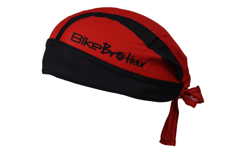 BikeBrother Team Bandana Rød