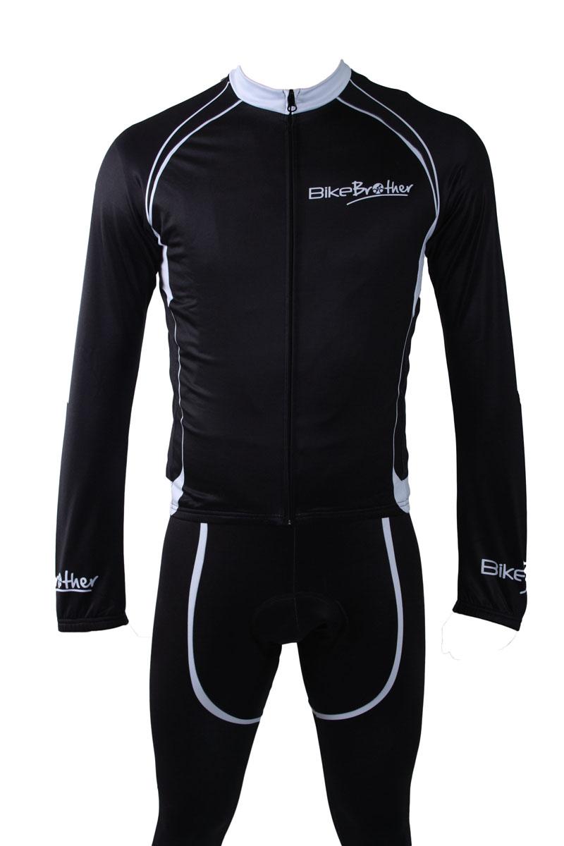 BikeBrother Team trøje med lange ærmer | Trøjer