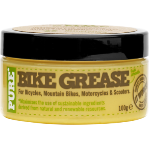 Pure Bike Grease 100 g 100 % biologisk nedbrydeligt | grease_component