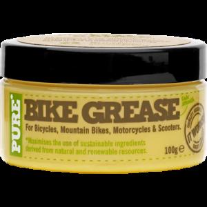 Pure Bike Grease 100 g 100 % biologisk nedbrydeligt
