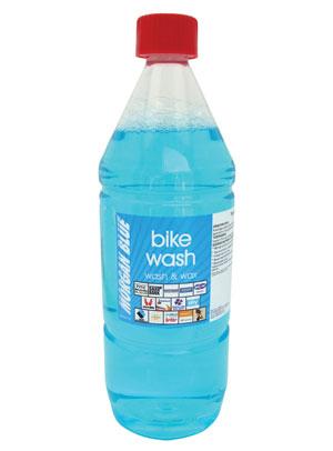 Morgan Blue Bike Wash med beskyttende voks 1000 ml | Rengøring og smøremidler