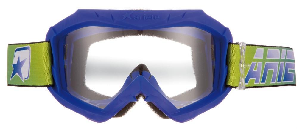 Ariete MTB/Downhill Brille blå | Briller