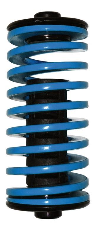 Fjerder til dæmper 60 mm blå hård - 129,00 | Misc. Forks and Shocks