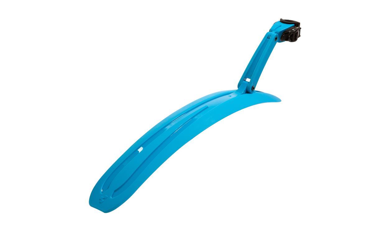 Bagskærm til sadelpind Blå | Mudguards