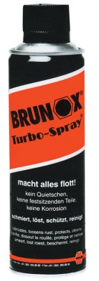 Brunox Olie, turbo Spray 500ml | polish_and_lubricant_component