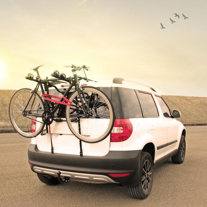 Vellidte BuzzRack cykelholder til biler uden træk - 599,00 : Cykelgear.dk CC-03