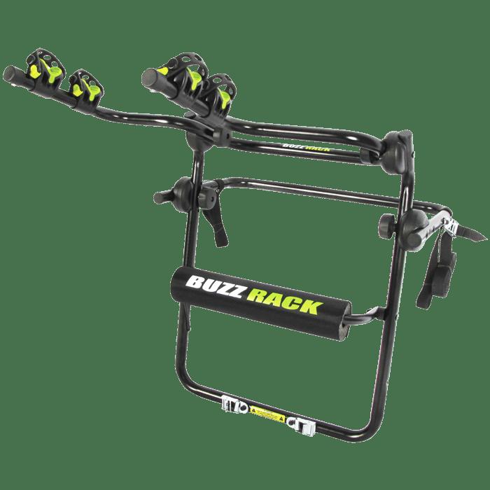 BuzzRack Cykelholder til montering på reservehjul 2 cykler | Car racks
